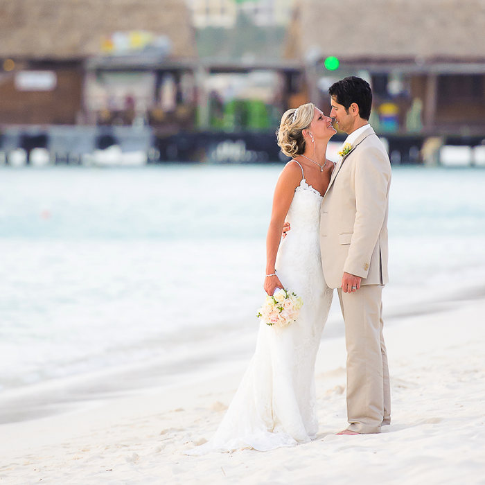 hyatt aruba wedding