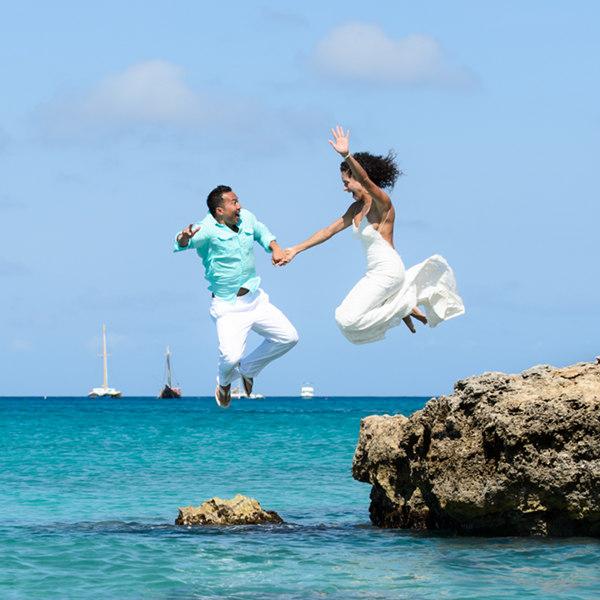 hilton aruba wedding